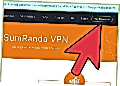 Een VPN gebruiken