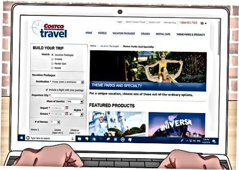 Costco Travel-dan universal paketlarni sotib olish