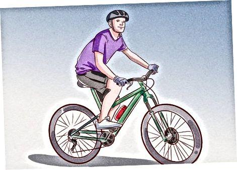 Piyoda yoki velosipedda shaharni o'rganish