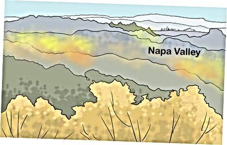 Гледање јесенског лишћа у северној Калифорнији