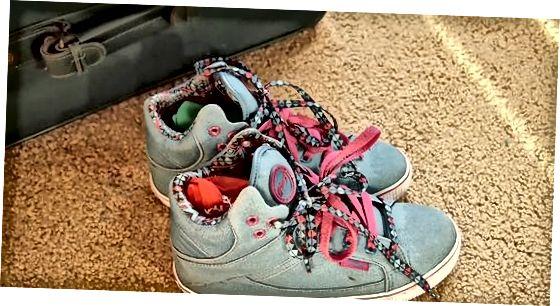 Опаковане на обувките