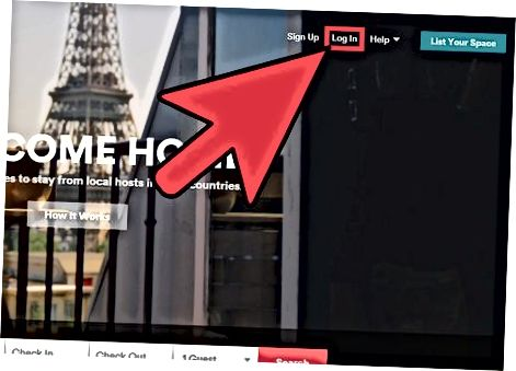 Sizning Airbnb hisob qaydnomangizning parolini o'zgartirish