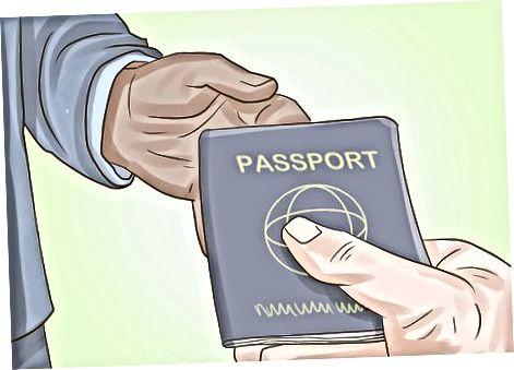 O'g'irlangan pasport haqida xabar berish
