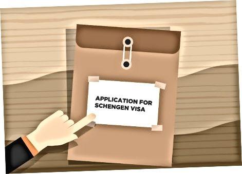 Kreipimasis dėl vizos