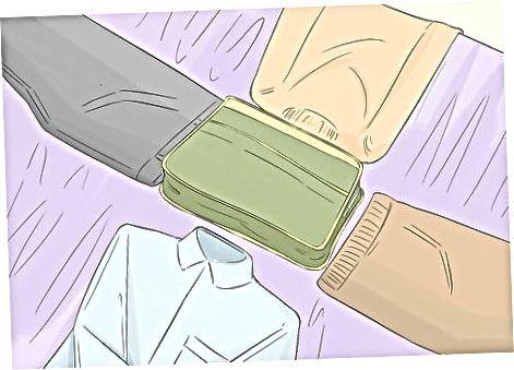 Част първа: Подготовка на вашето облекло