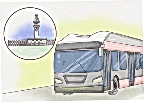 Използване на градския транспорт