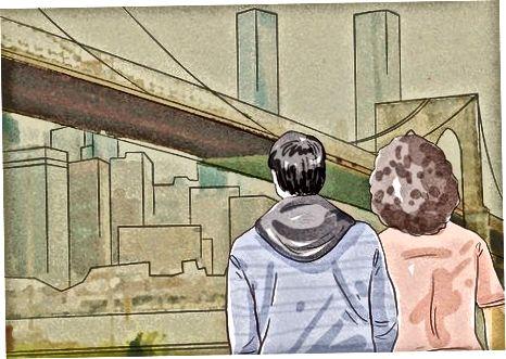 Стигане до моста и обратно