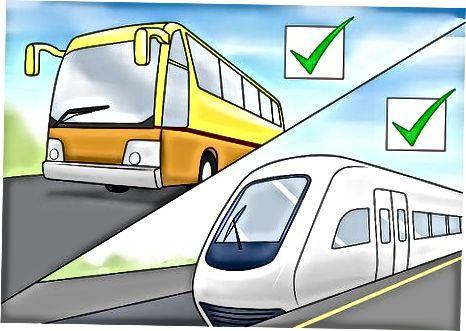 Ekologik toza transport turlarini tanlash
