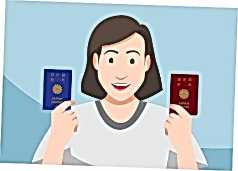 Получаване на вашия паспорт