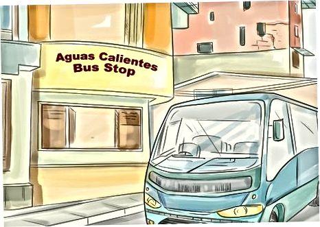 Poyezd va avtobusda borish