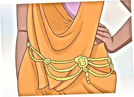 Носете го Гуджарати стил