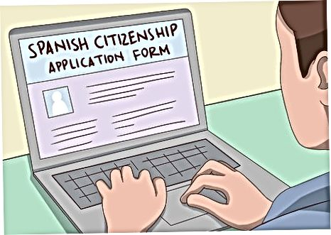 Кандидатстване за испанско гражданство