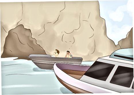 Избор на дейности на брега