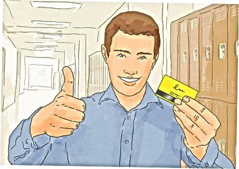 Коришћење студентских попустних картица