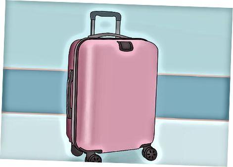 Uw bagage inpakken en klaarmaken