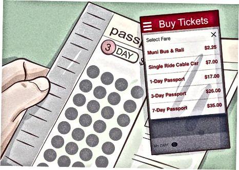 Pērkot biļeti