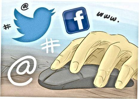 Мрежа и използване на социални медии