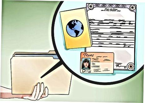 Подготовка за кандидатстване за виза