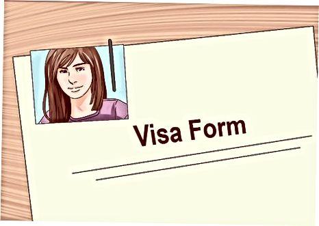 AQShdan viza olish uchun ariza berish