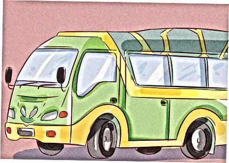 Avtobus yoki qayiqda yurish