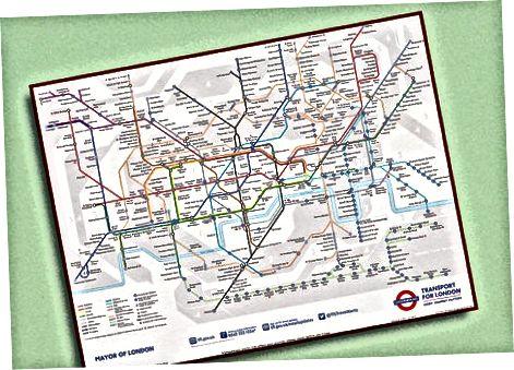 Навигация по линиите и станциите