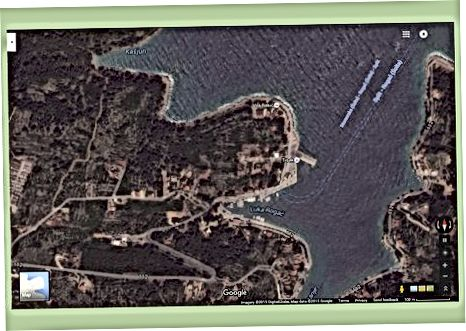 Намиране на неща за вършене на остров Шолта