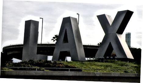 عرض معالم LAX المشهورة عالمياً