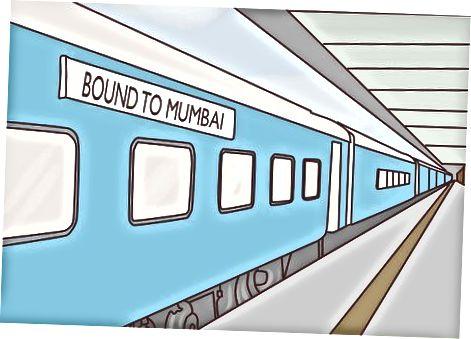 Посета Мумбају