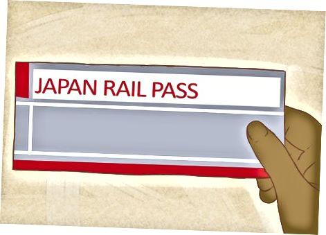 التجول في اليابان
