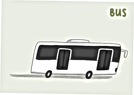 Avtobus tizimidan foydalanish