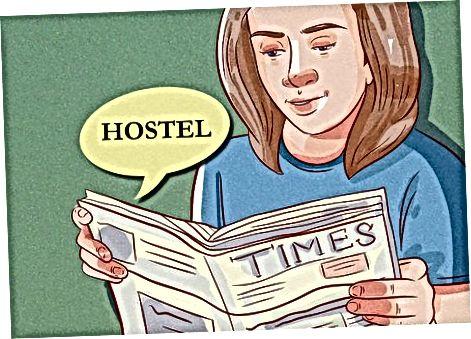 Избор и резервация на хостел