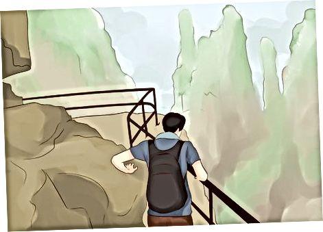 Zhangjiajie-ni o'rganish