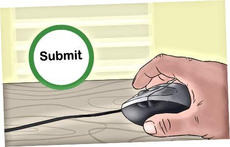 Изпращане на онлайн заявление