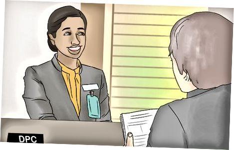 Попълване на заявление за лице