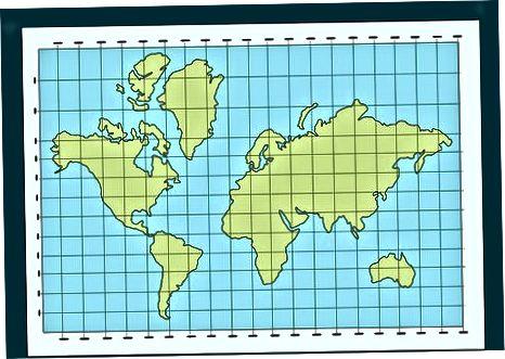 Een kaart gebruiken