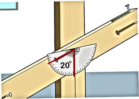 Meten met een gradenboog