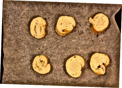 Прављење остриге из пећнице са биљним маслацем