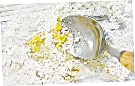 Izdelava preprostih limoninih tartufov