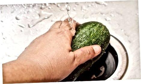 Zucchini hazırlamaq