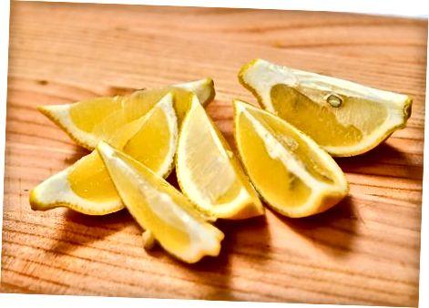 Limonad / ohak tayyorlash usuli: