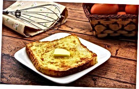 Kaneel esdoorn toast