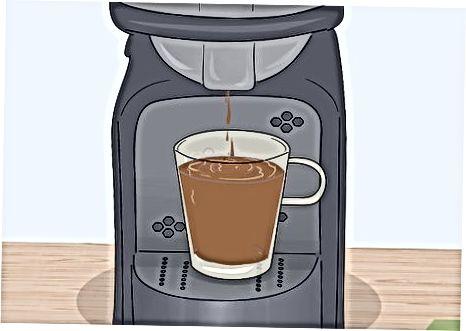 Kavos ar espreso gaminimas