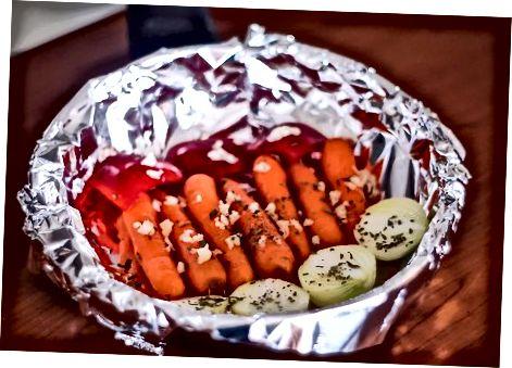 Смаження моркви