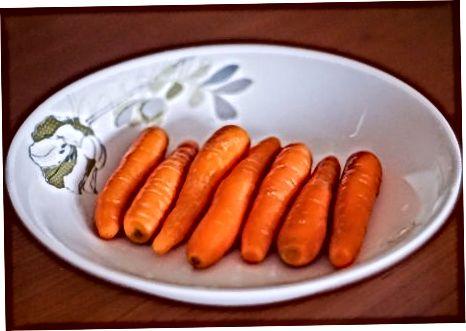 Пропарити моркву в мікрохвильовці