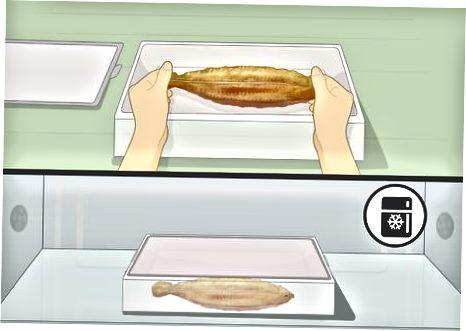 Направите једноструку печену голубицу