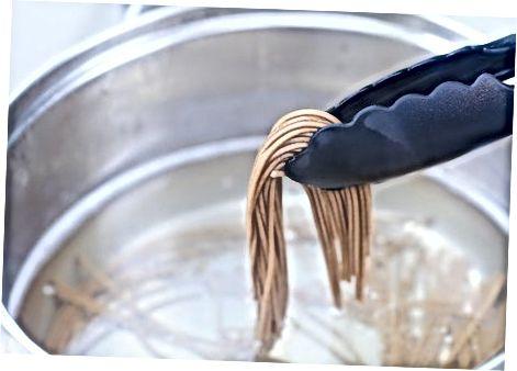 Кување резанци од хељде (Соба)