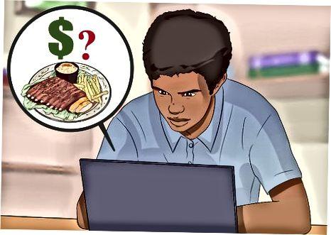 Zgjedhja e një restoranti