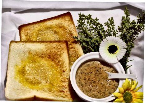 रेसिपीमध्ये आपले पीनट बटर वापरणे