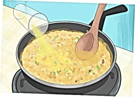 Het gerecht koken