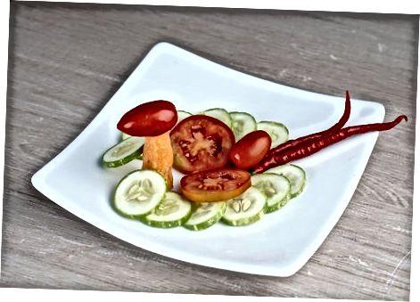 Готовим овощи